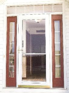 Windows Security Doors Entrance Doors Awnings Gates