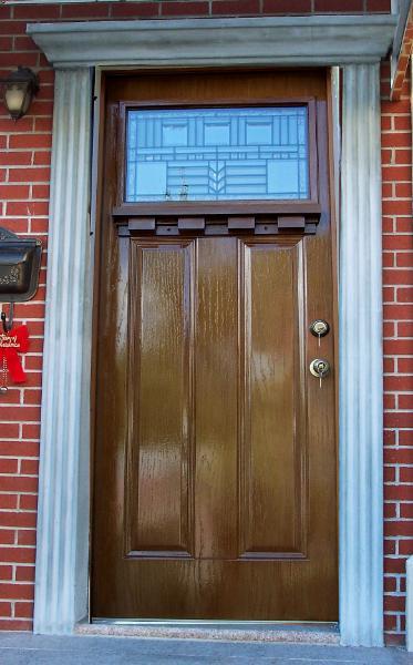 Decortive Moldings Entrance Doors Catheadral Top Doors